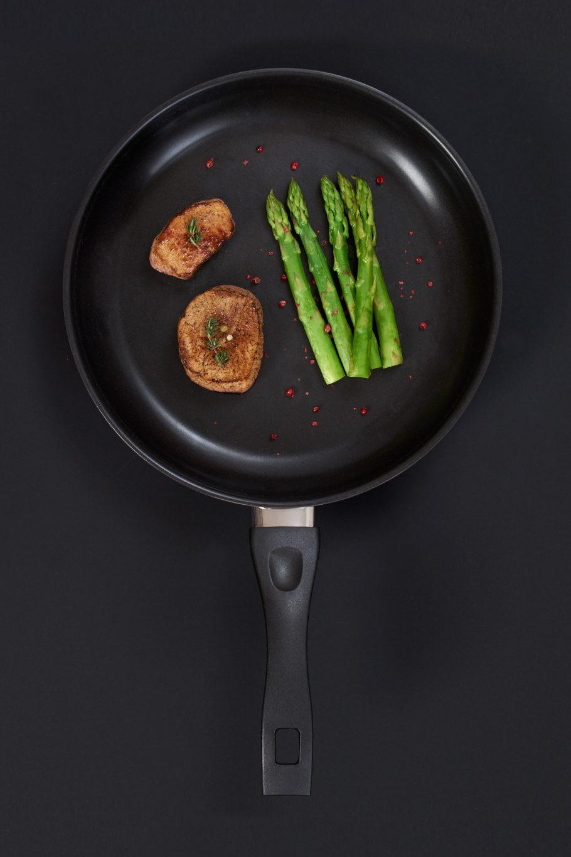Food Fotografie für Lieferdienste vom Produktfotograf