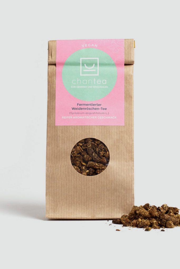 Produktfoto Premium Packshot - Tee Verpackung